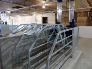 Gestal feeders for 26 sows