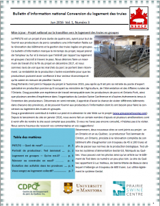French Iss 3 Newsletter